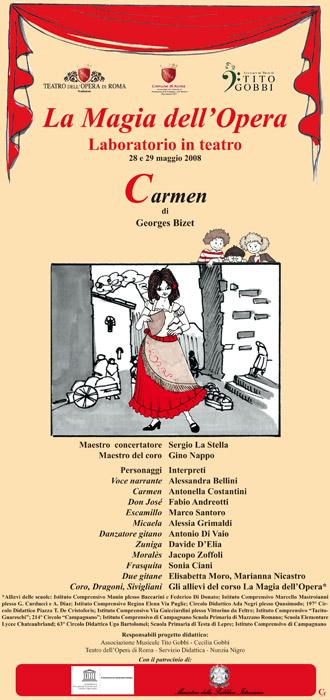 Locandina Carmen